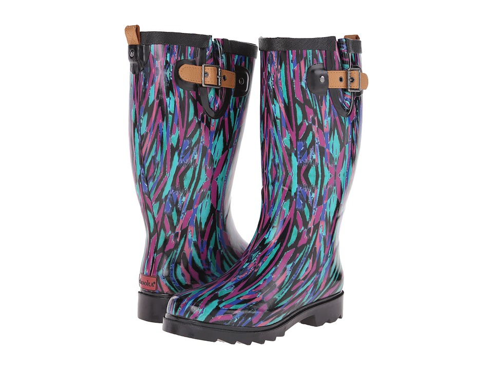Chooka - Paradox Rain Boot (Multi) Women