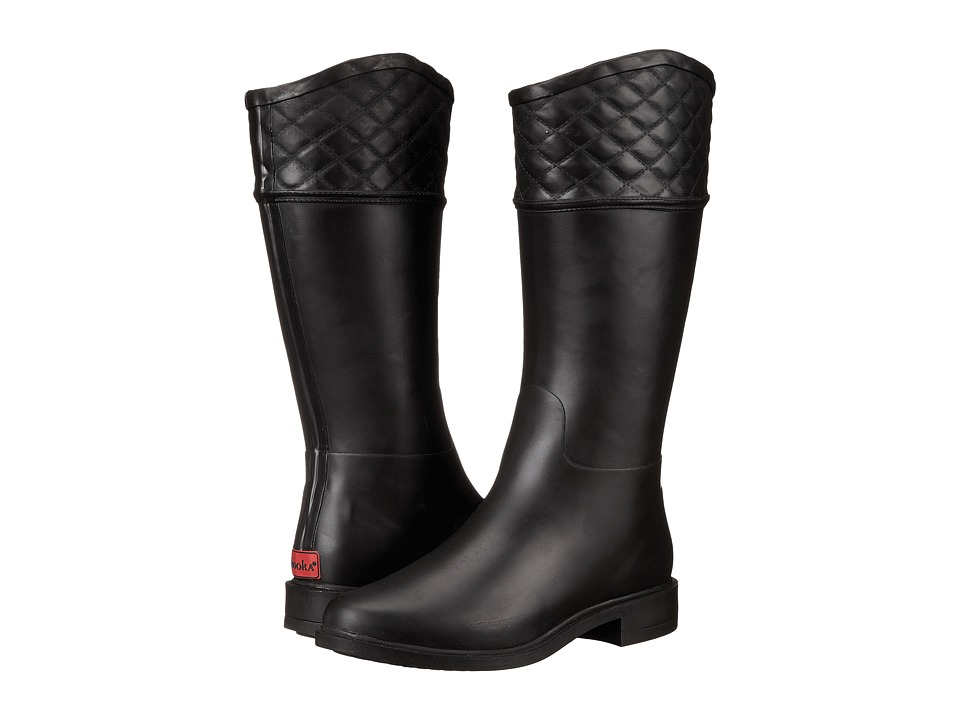 Chooka - Gisele Rain Boot (Black) Women