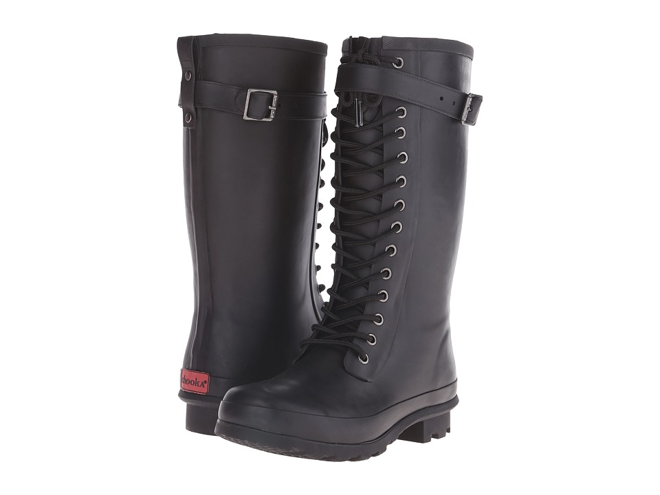Chooka - Sara Rain Boot (Black) Women