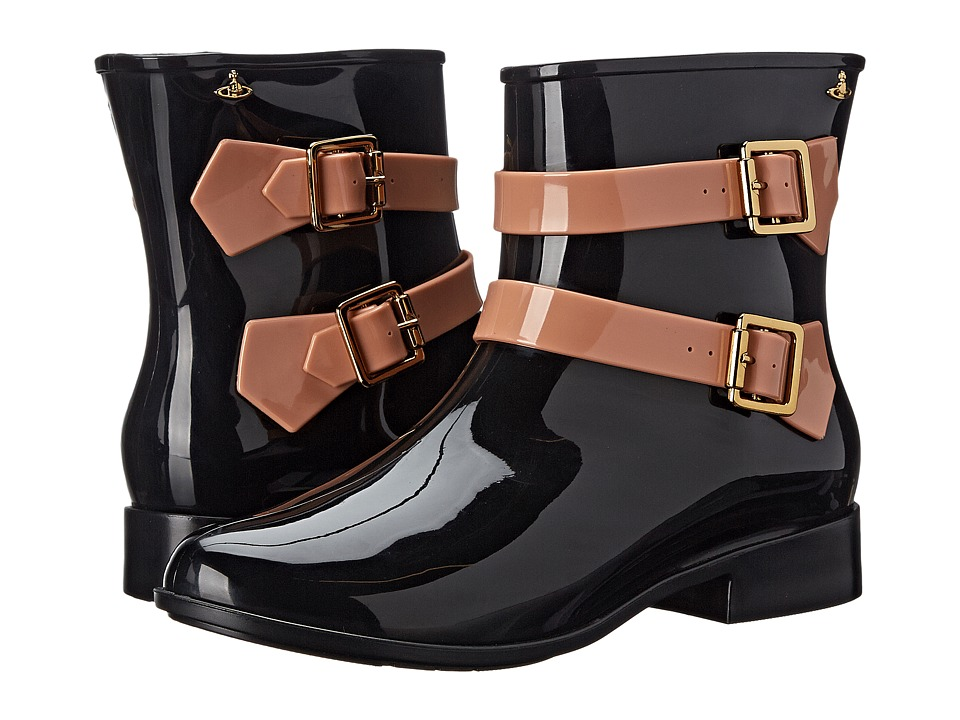 Vivienne Westwood - Anglomania + Melissa Moon Dust (Black) Women