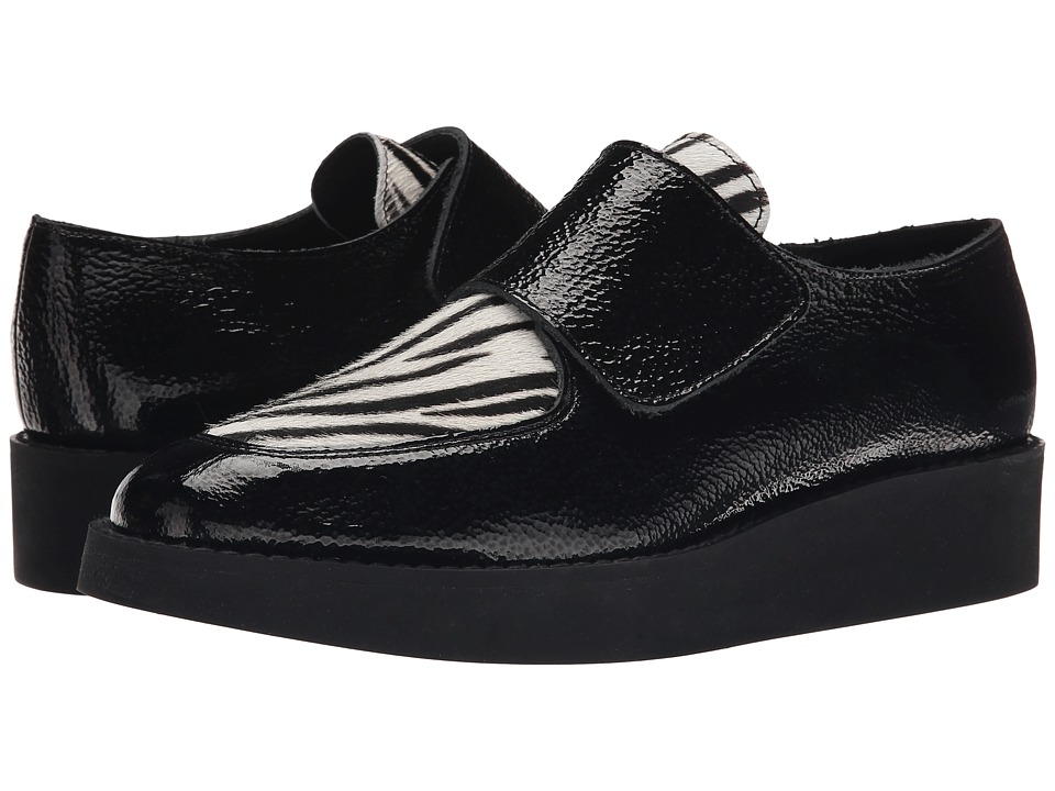 Arche - Dadi (Noir/Zebra) Women's Wedge Shoes