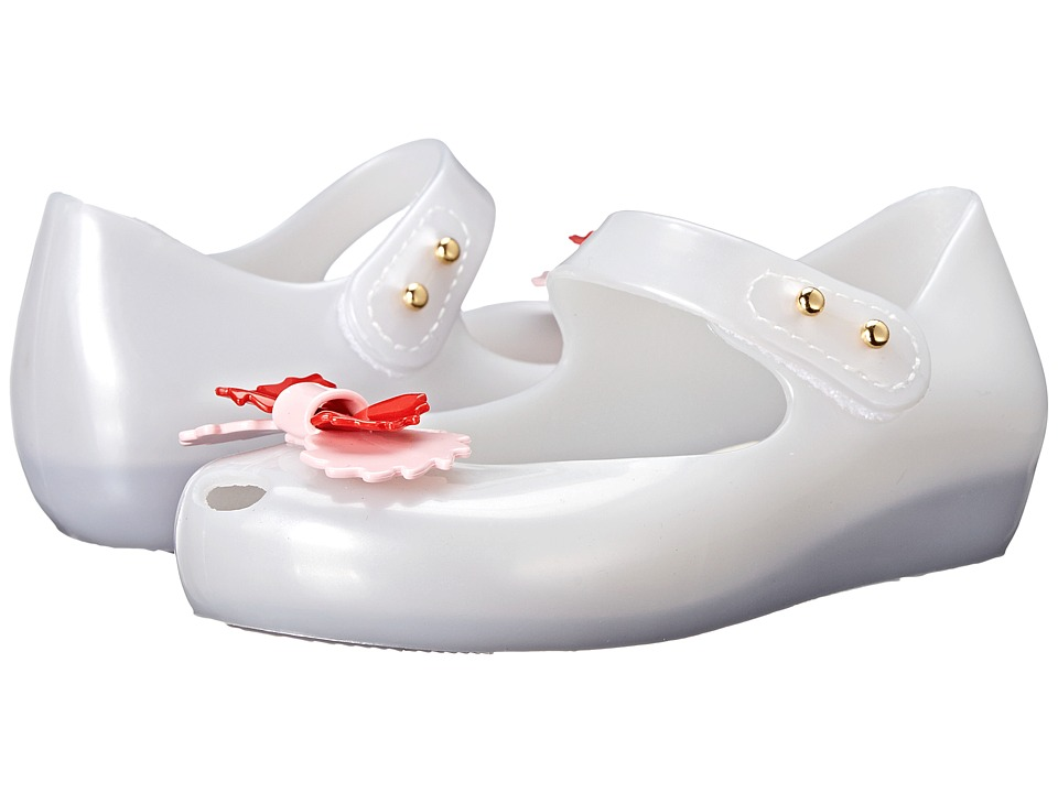 Vivienne Westwood - Anglomania + Melissa Mini Ultra (Toddler) (White) Women