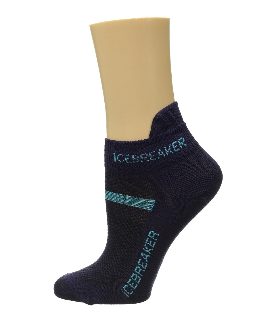 Icebreaker - Multisport Ultra Light Micro 1-Pair Pack (Lotus/Glacier) Women's No Show Socks Shoes