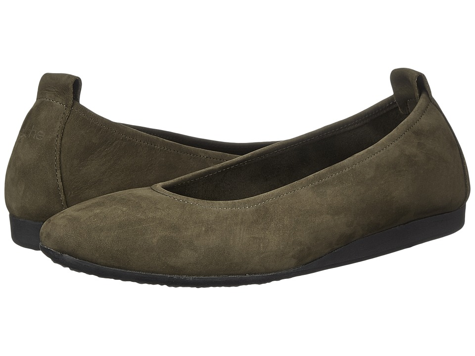 Arche - Laius (Taiga) Women's Slip on Shoes