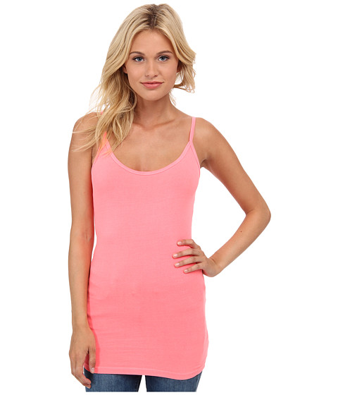 LAmade - Basic Scoop Tank (Calypso) Women's Sleeveless