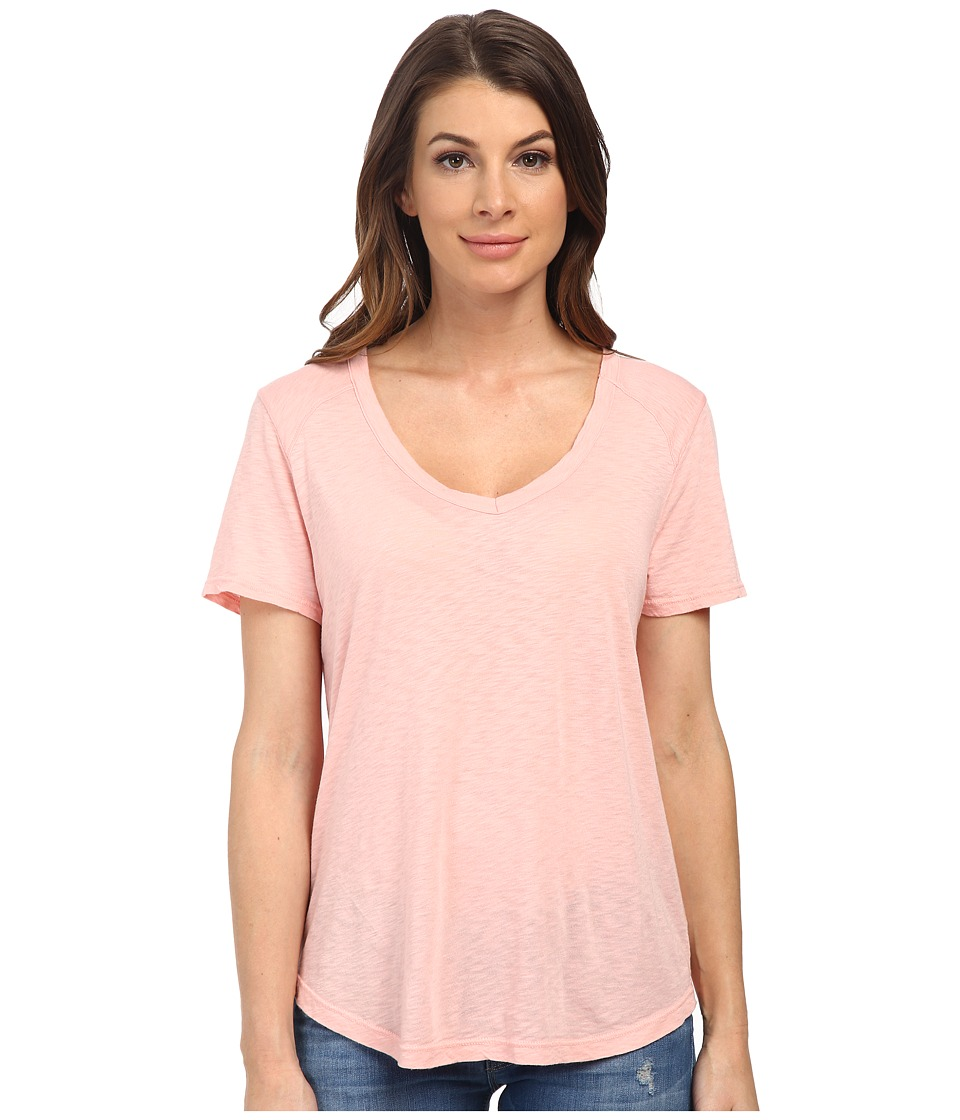 LAmade - Vintage Tee (Peachy) Women's T Shirt