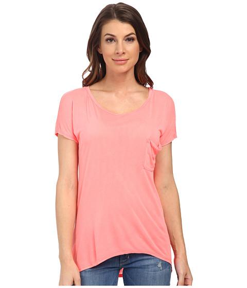 LAmade - Drop Shoulder Tee (Calypso) Women's T Shirt
