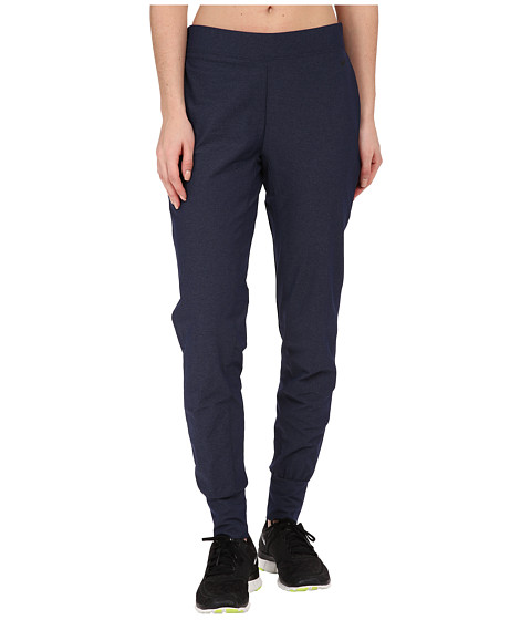Nike - Bliss Woven Pant (Obsidian Heather/Black) Women