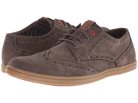 Ben Sherman - Nicholas (Chocolate) Men's Lace up casual Shoes