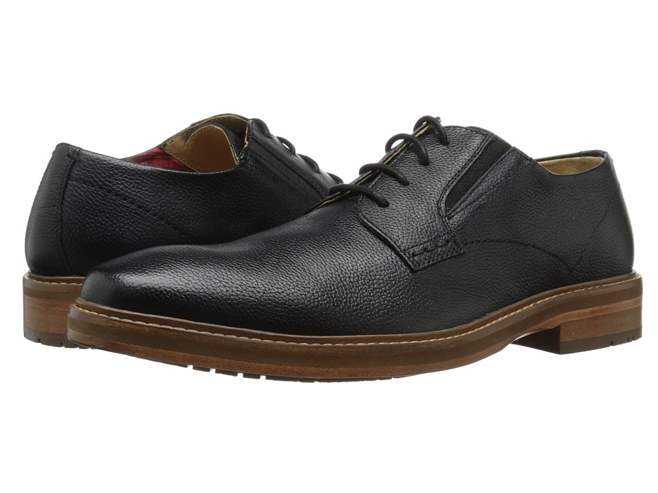 Ben Sherman - Bale (Black) Men's Lace up casual Shoes