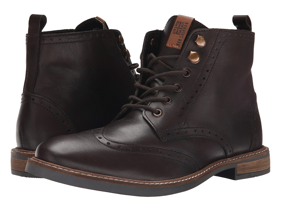 Ben Sherman - Birk Boot (Cognac) Men's Boots