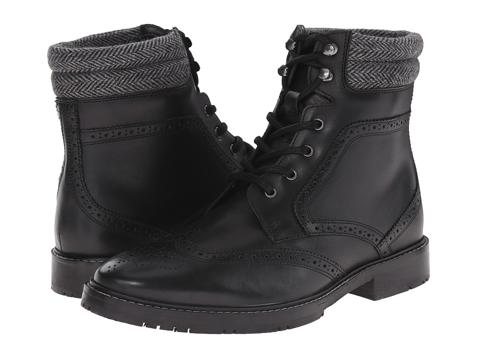 Ben Sherman - Ali (Black) Men's Boots