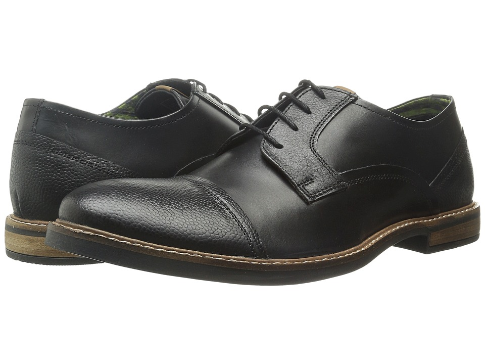 Ben Sherman - Luke (Black) Men's Lace up casual Shoes