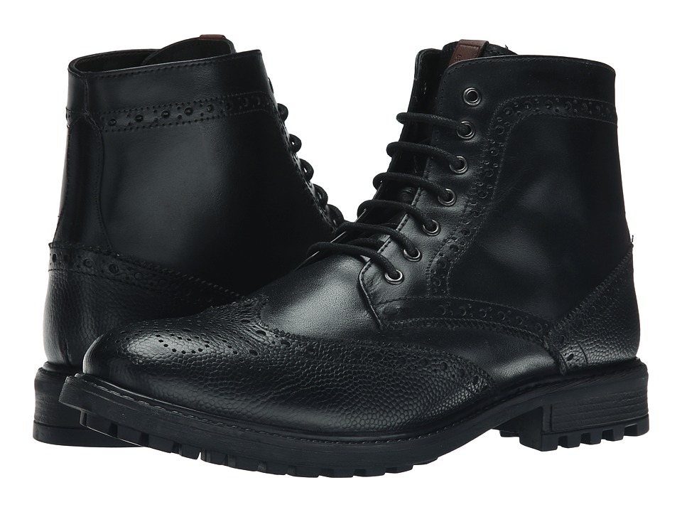 Ben Sherman - Raleigh (Black/Black) Men's Boots