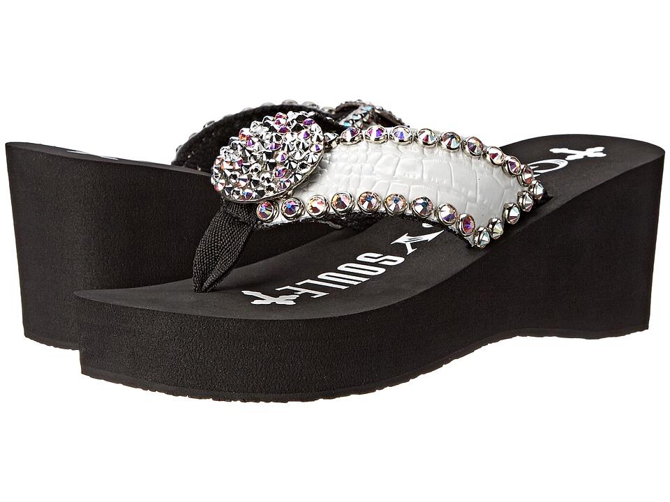 Gypsy SOULE - Teagan Heel (Black) Women's Shoes