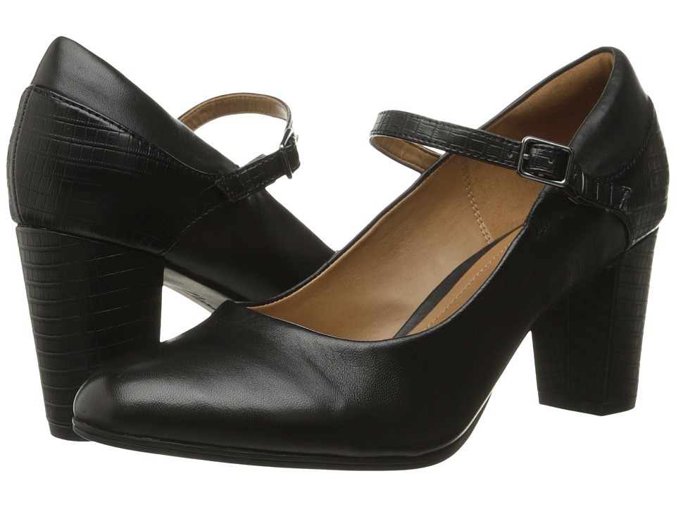 Clarks - Bavette Cathy (Black) Women's Shoes