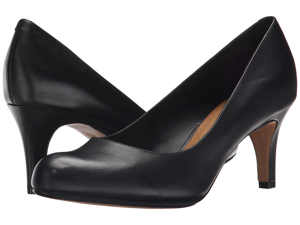 Clarks Arista Abe (Black) Women