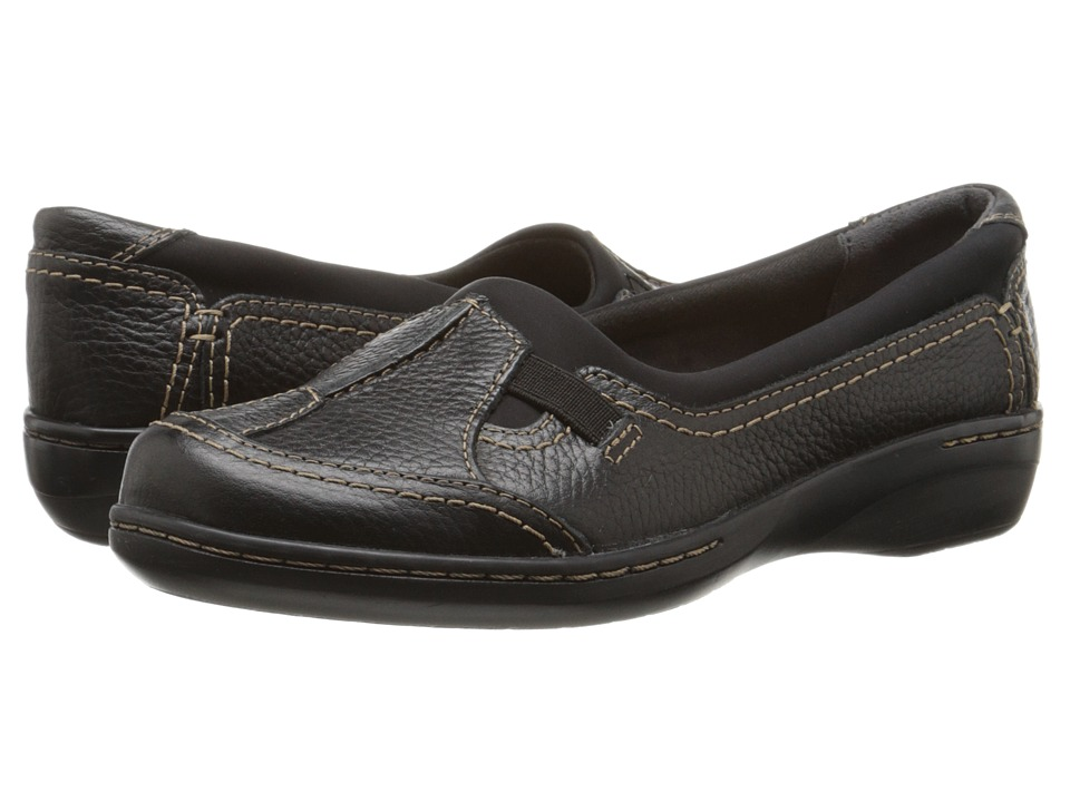 Clarks - Evianna Fuse (Black) Women's Shoes