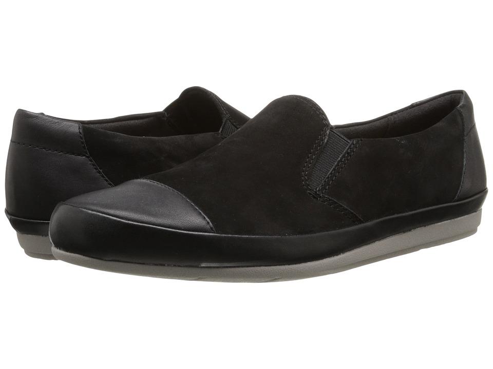 Clarks - Lorry Marlin (Black) Women's Shoes