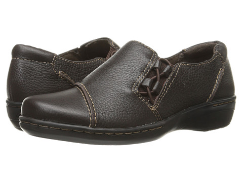 Clarks - Evianna Mix (Brown) Women's Shoes