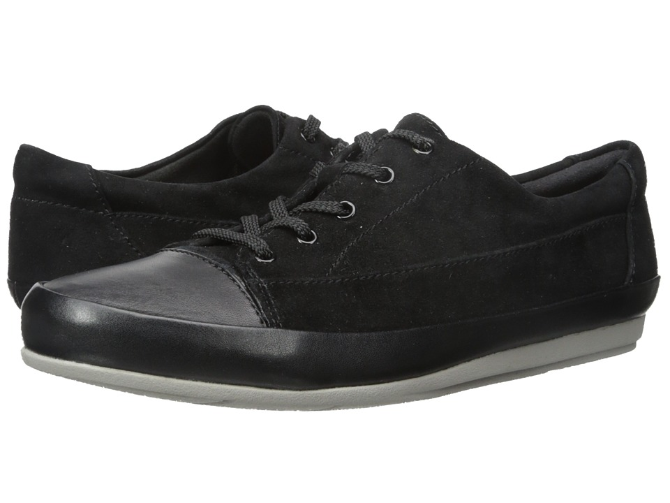 Clarks - Lorry Grace (Black) Women's Shoes