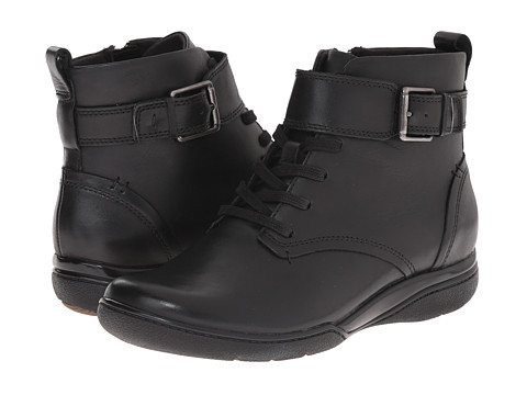 Clarks - Kearns Admire (Black) Women's Shoes