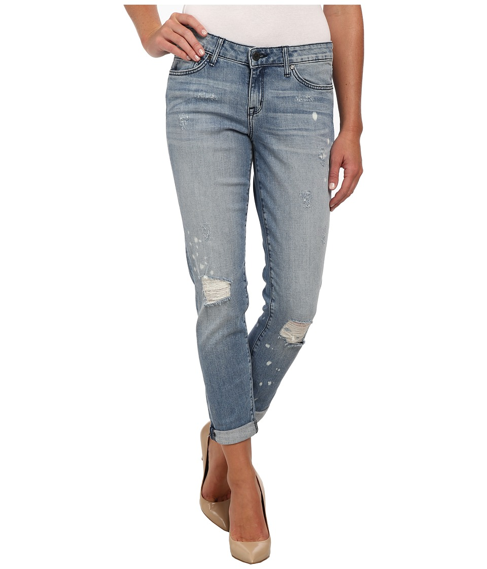 CJ by Cookie Johnson - Powerful Relaxed Boyfriend Jeans in Sunshine (Sunshine) Women