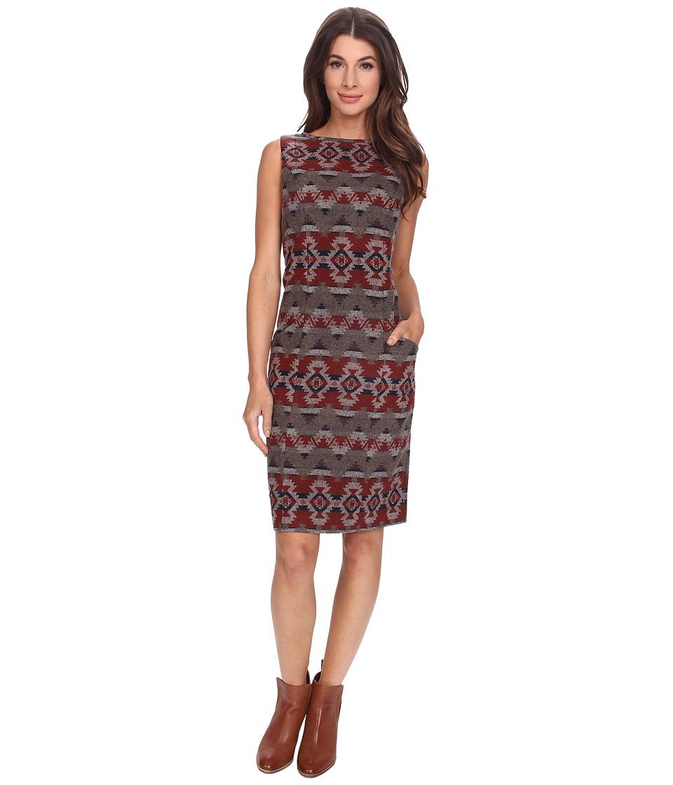 Pendleton - Kiwanda Dress (Mountain Majesty Jacquard) Women's Dress