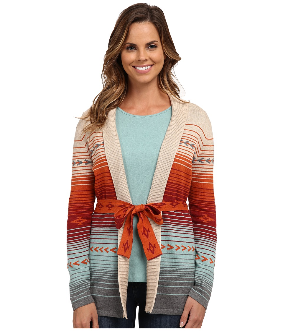 Pendleton - Sunrise Cardigan (Multi) Women's Sweater