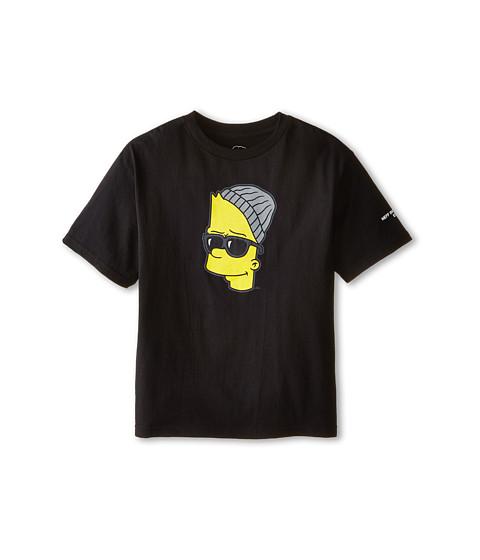 Neff Kids - El Barto Tee (Big Kids) (Black) Boy