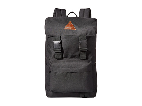 Neff - Rucksack Backpack (Black/Grey) Backpack Bags