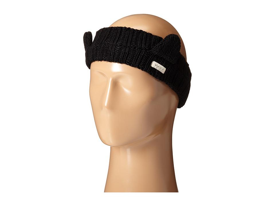 Neff - Josie Headband (Black) Headband