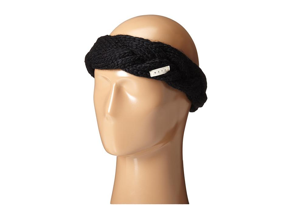 Neff - Bando Headband (Black) Headband
