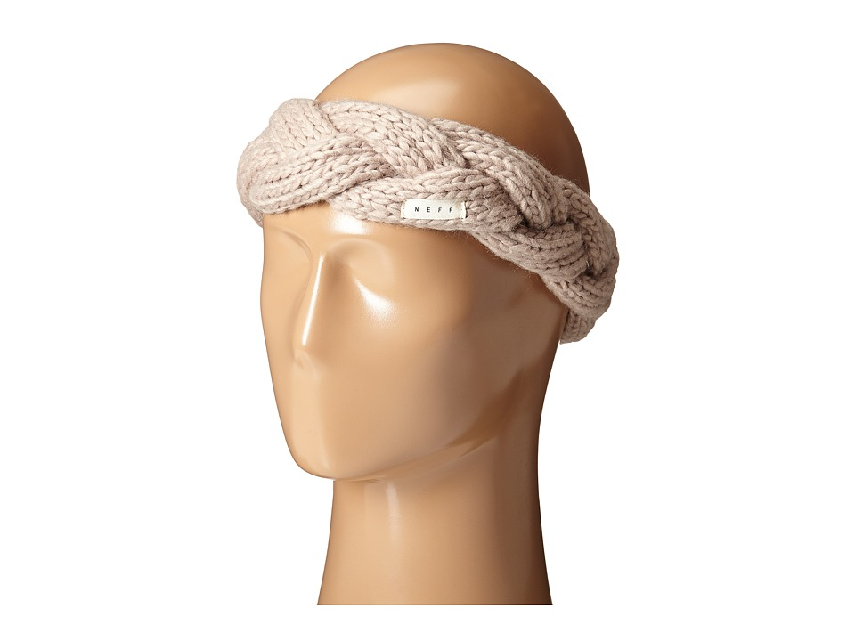 Neff - Bando Headband (Cream) Headband
