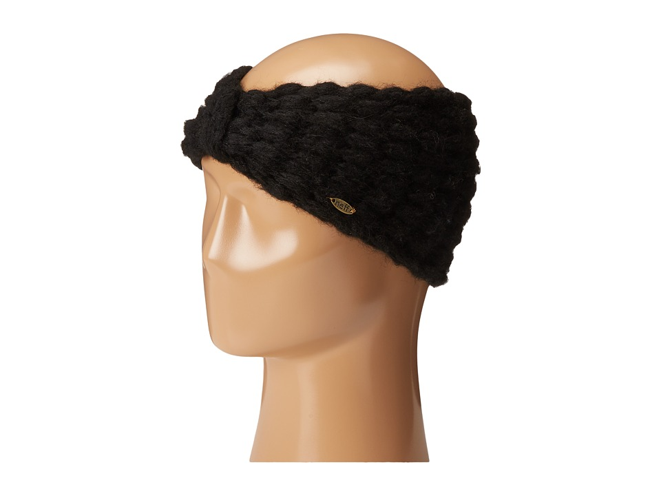 Neff - Marley Turband Headband (Black) Headband