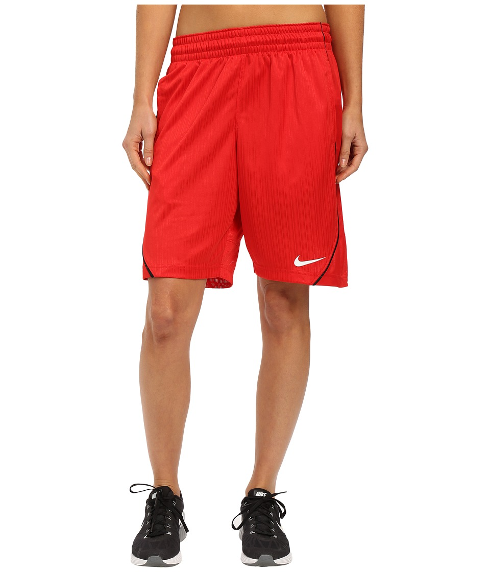 Nike - Essential Basketball Short (University Red/Black/White) Women's Shorts