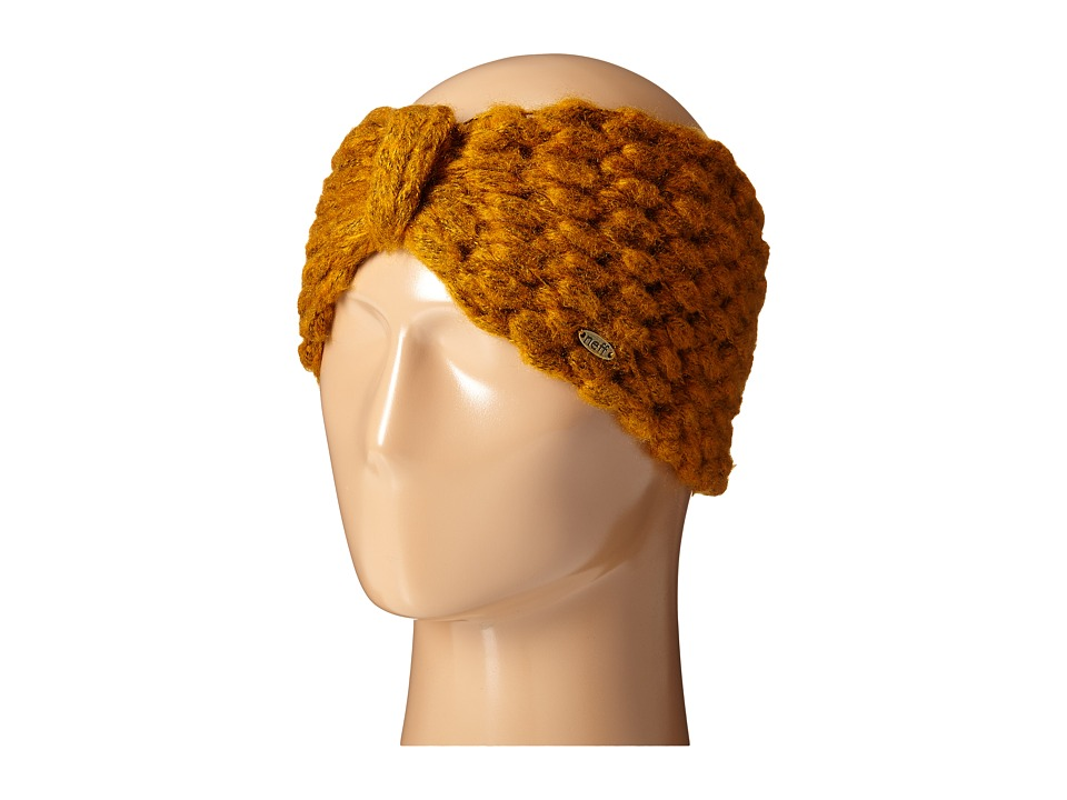 Neff - Marley Turband Headband (Mustard) Headband