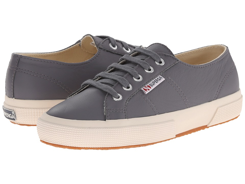 Superga - 2750 Nappaw (Charcoal) Women