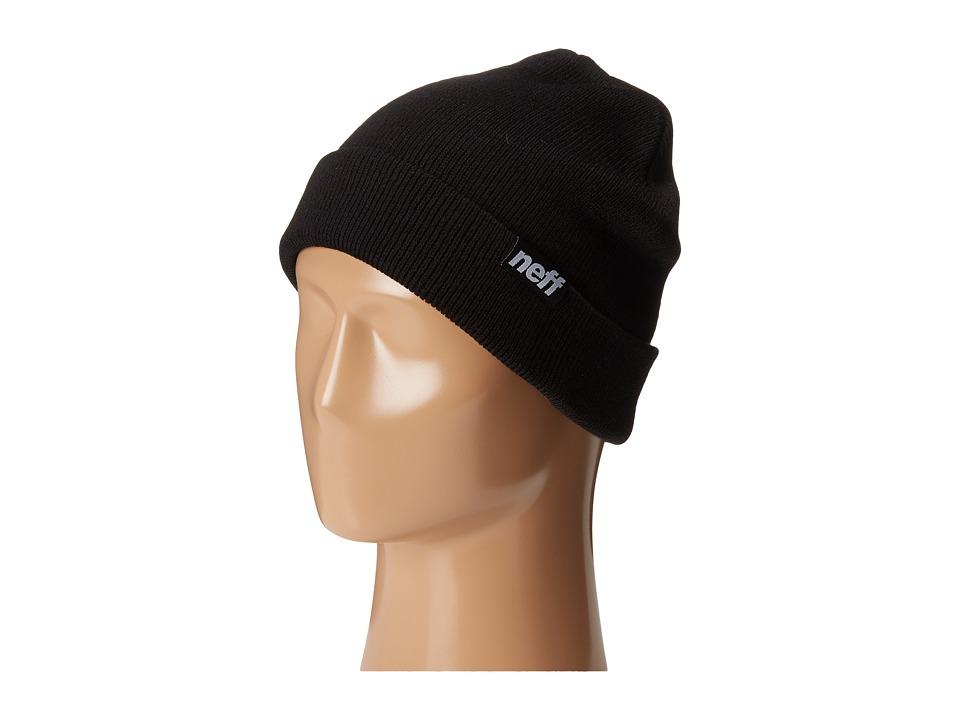 Neff - Ryder (Black) Beanies