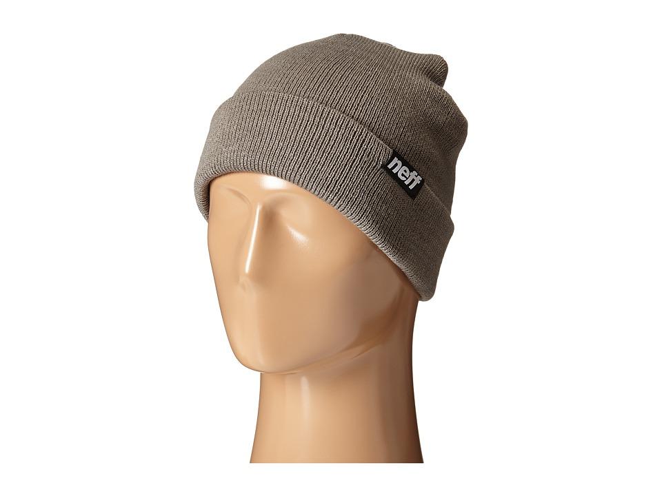 Neff - Ryder (Grey) Beanies