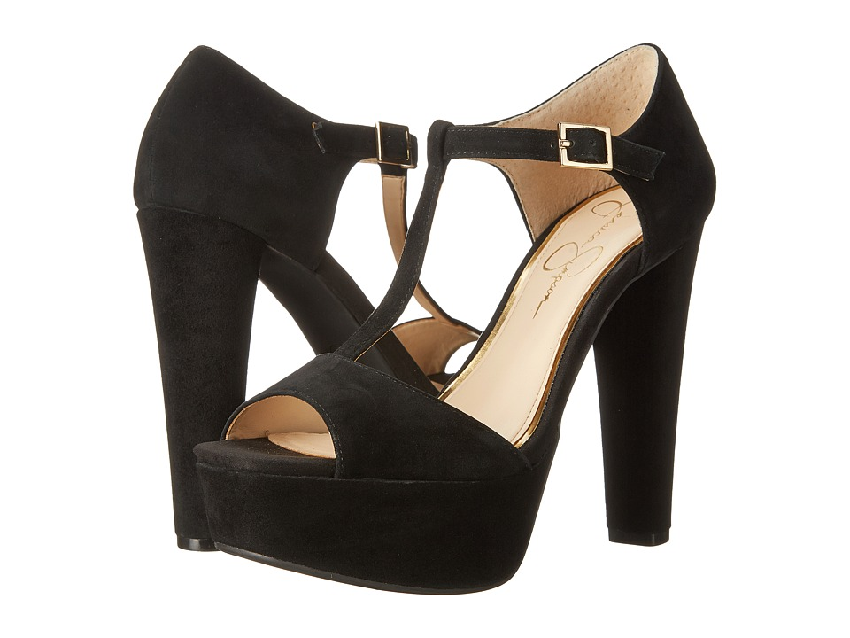 Jessica Simpson Adelinah (Black) High Heels