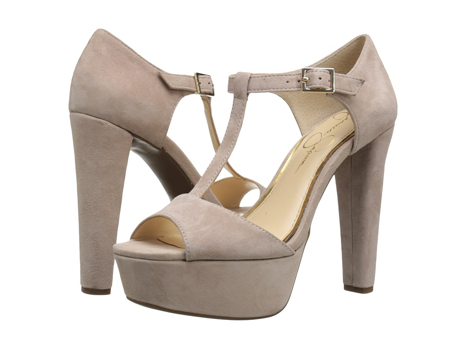 Jessica Simpson Adelinah (Sandbar) High Heels