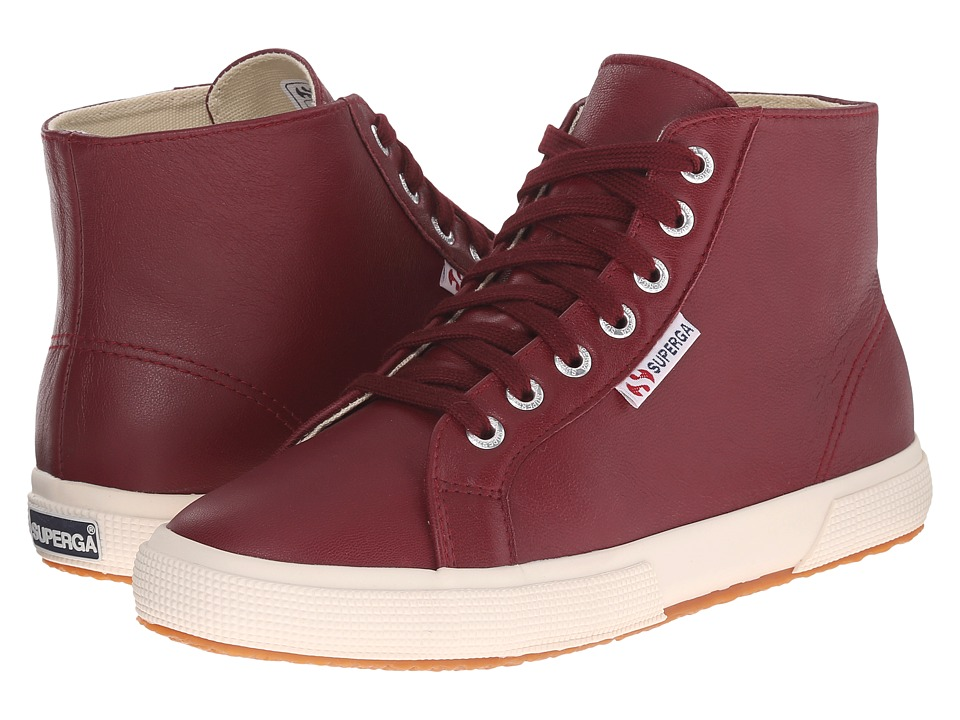 Superga - 2095 Nappa (Red) Women