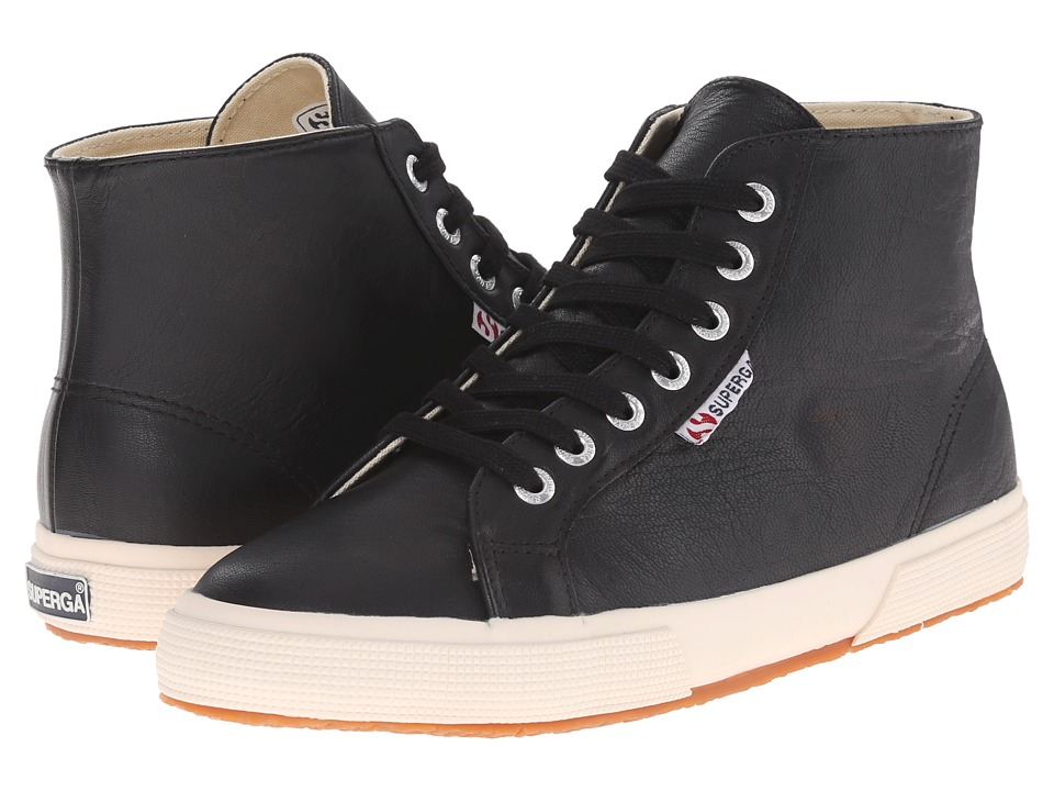 Superga - 2095 Nappa (Black) Women