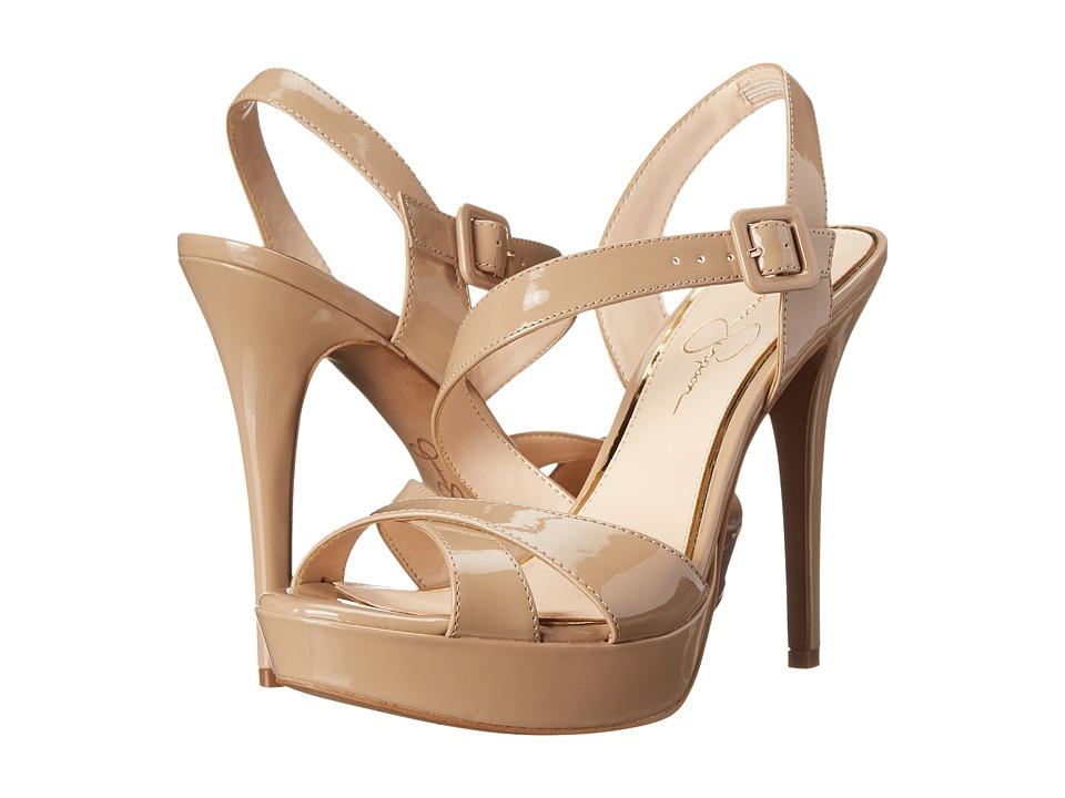 Jessica Simpson - Beverlie (Nude) High Heels