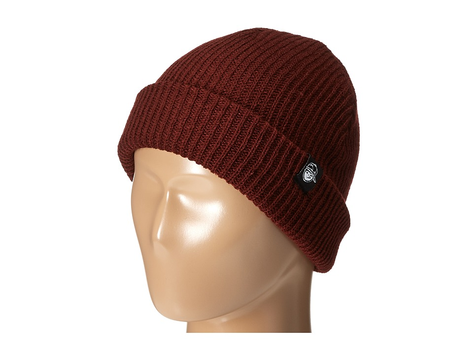 Neff - Youth Daily Beanie (Maroon) Beanies