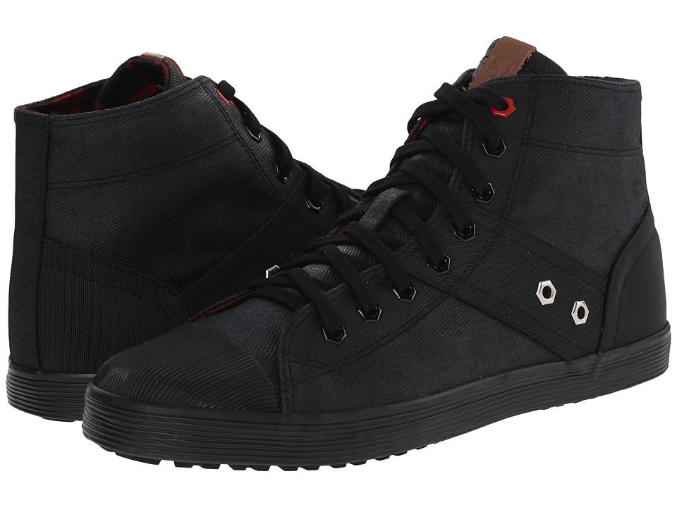 Image of Ben Sherman - Aston (Black) Men's Shoes