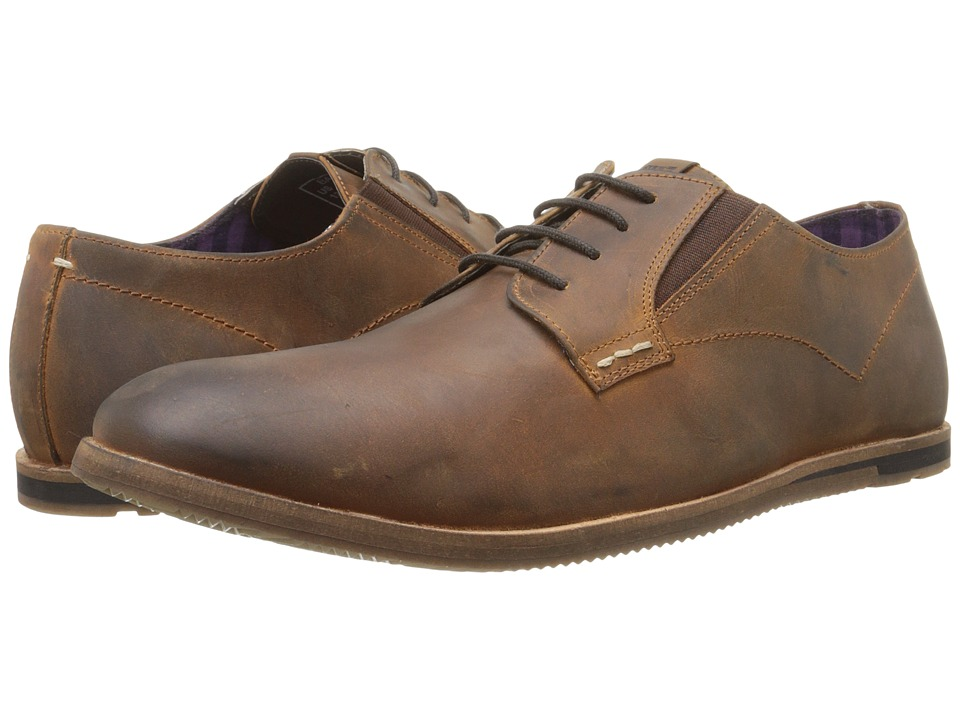 Ben Sherman - Barnett (Cognac) Men's Lace up casual Shoes