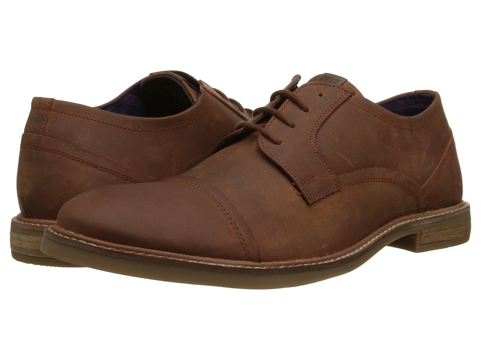 Ben Sherman - Luke (Tan) Men's Lace up casual Shoes