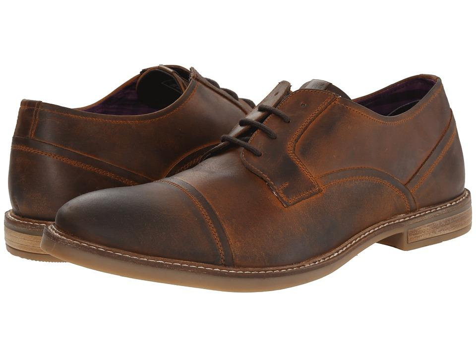 Ben Sherman - Luke (Cognac) Men's Lace up casual Shoes